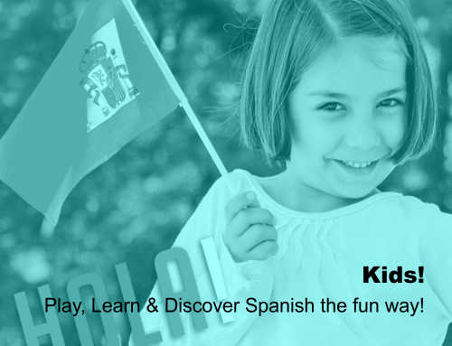 Our children's Spanish classes are amazing!