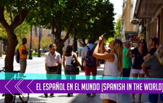 El Español en el Mundo (Spanish in the World) 16
