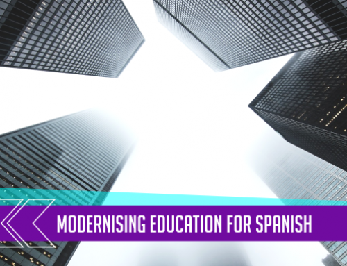 Modernising Education for Spanish