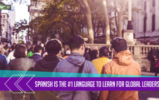 Spanish Is the #1 Language to Learn for Global Leaders 20