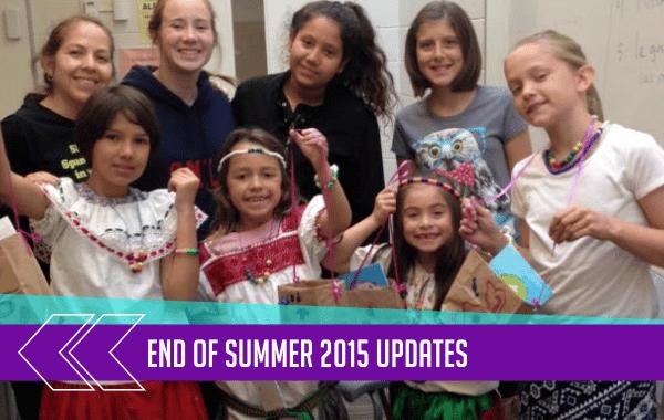 End of Summer 2015 Updates 10